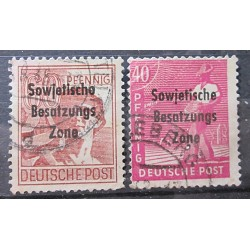 Germany Stamps 3159 přetisk