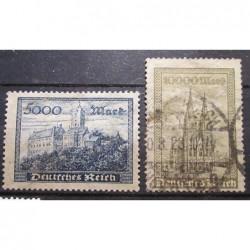 Deutsches Reich Stamps 3164