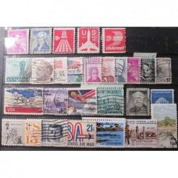 USA známky 3197