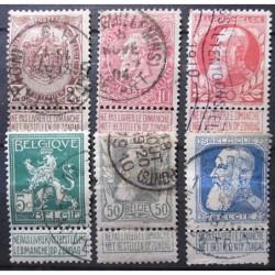 Belgie známky 2434