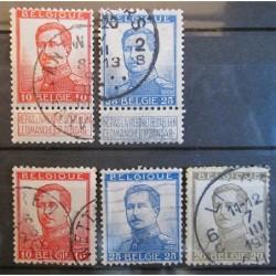 Belgie známky 2436