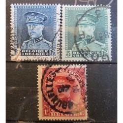 Belgie známky 2445