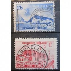 Belgie známky 2447