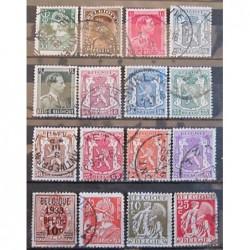 Belgie známky 2448