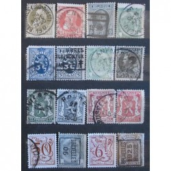 Belgie známky 2450