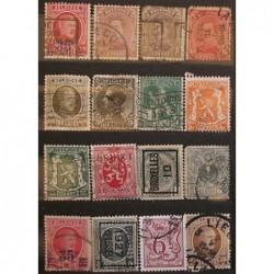Belgie známky 2452