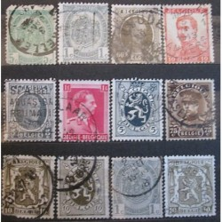 Belgie známky 2461