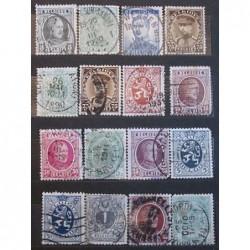 Belgie známky 2465