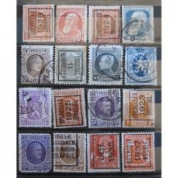 Belgie známky 2468