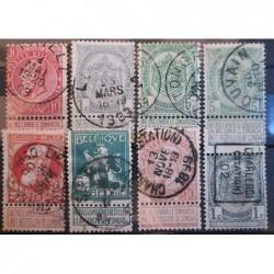 Belgie známky 2476