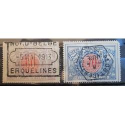 Belgie známky 2477
