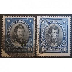 Chile známky 2495