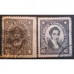 Chile známky 2496