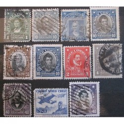 Chile známky 2501