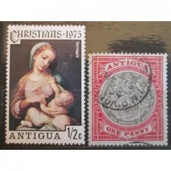 Antigua známky 2505
