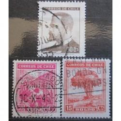 Chile známky 2507