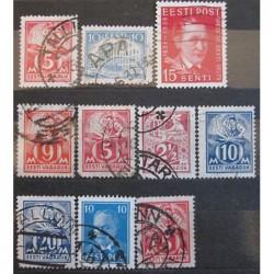 Eesti známky 2542