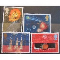 Anglie známky 2546