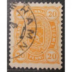 Finsko známky D181