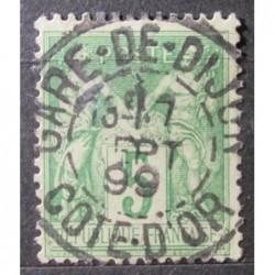 Francie známky D230