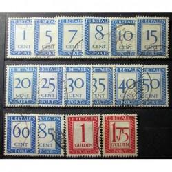 Holandsko známky 4001