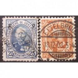 Luxembourg známky 4038