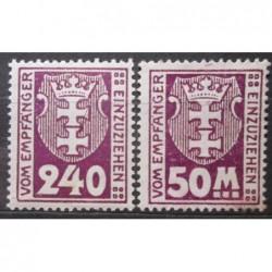Danzig známky 4075