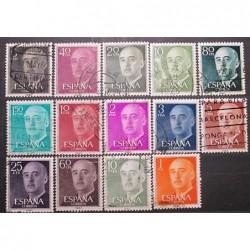 Španělsko známky 4115