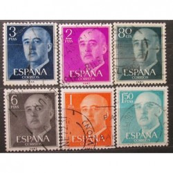 Španělsko známky 4117