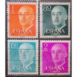 Španělsko známky 4120