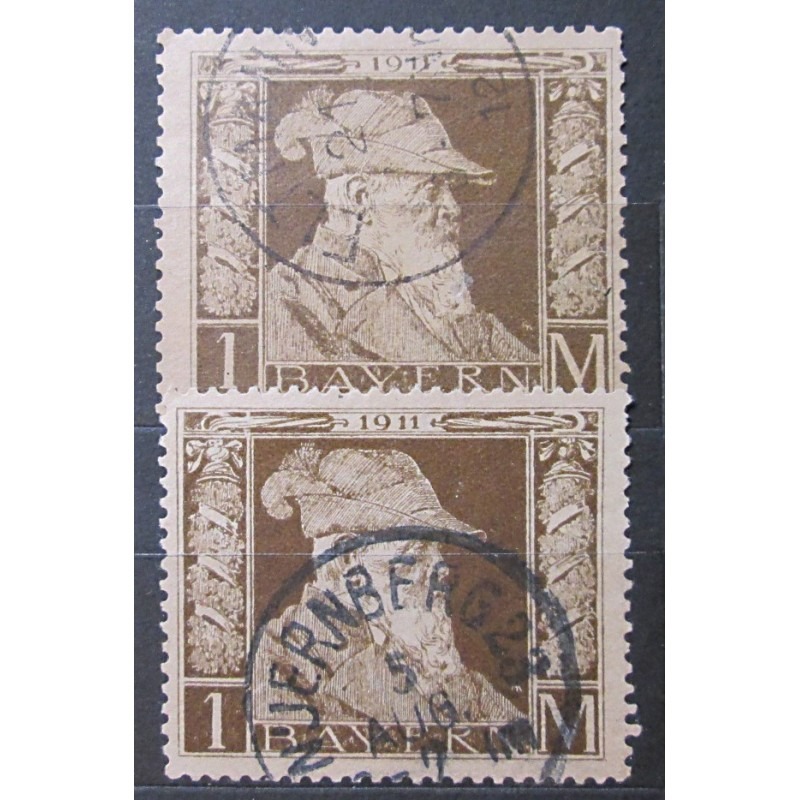Bayern známky 4122