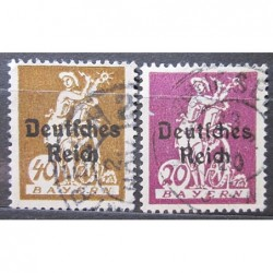 Bayern známky 4125