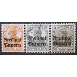 Bayern známky 4126