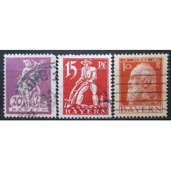 Bayern známky 4127
