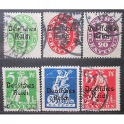 Bayern známky 4128