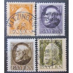 Bayern známky 4129