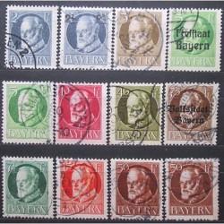 Bayern známky 4130