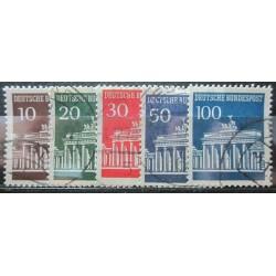 Německo známky 4276