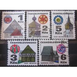 ČSSR známky 4279