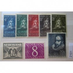 Holandsko známky 4286
