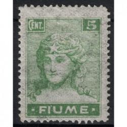 Fiume Známka 5050