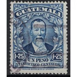 Guatemala Známka 5066