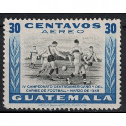 Guatemala Známka 5072