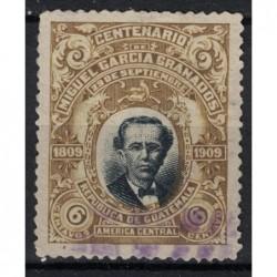 Guatemala Známka 5077