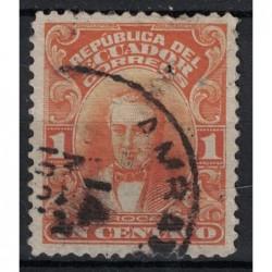 Ecuador Známka 5079
