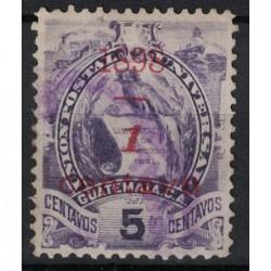 Guatemala Známka 5099