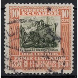 Ecuador Známka 5142