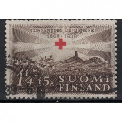 Finland Známka 5187