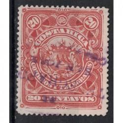 Costa Rica Známka 5201