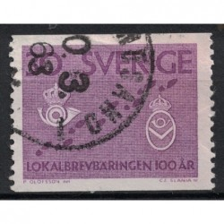 Sverige Známka 5202